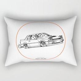Crazy Car Art 0218 Rectangular Pillow