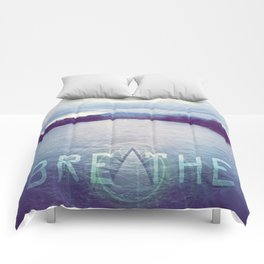 Breathe in the Beauty of Nature Comforters