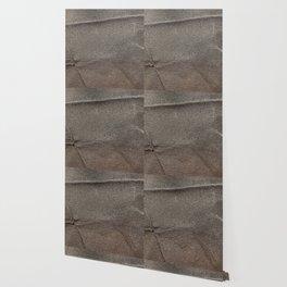 Crumpled Sandpaper Texture Wallpaper