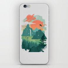 Lost Cove iPhone & iPod Skin