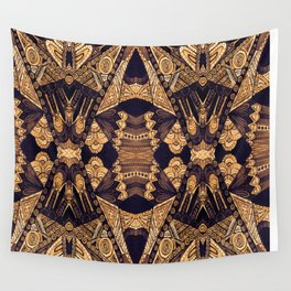 Art Deco 001 Wall Tapestry