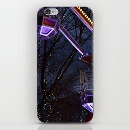 The BigWheel iPhone Skin
