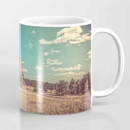 Devil's Tower National Monument Wyoming Coffee Mug