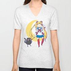 Adventure Moon Unisex V-Neck