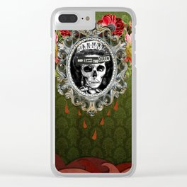 Good Save the Queen Clear iPhone Case