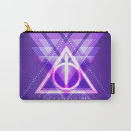 Neon Hallows Carry-All Pouch