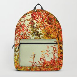 FALL COLOR LEAVES Backpack