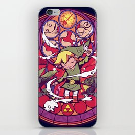 Wind Waker  iPhone Skin