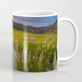 Boulder In Bloom Coffee Mug