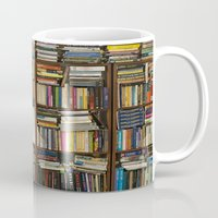 books Mugs featuring books by laika in cosmos