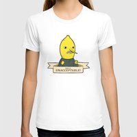 lemongrab T-shirts featuring This is Unacceptable by Love You