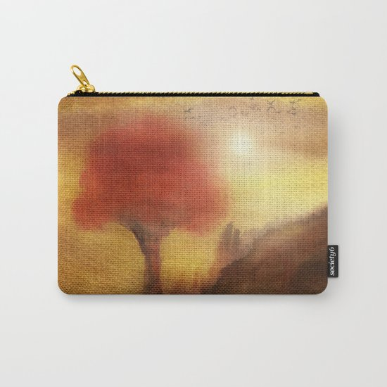 Calling The Sun XIII Carry-All Pouch