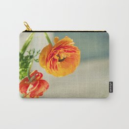 Orange you beautiful Ranculus? Carry-All Pouch