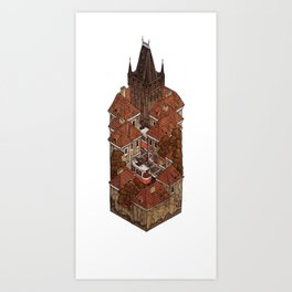 Bohemia Art Print