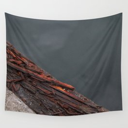 Rotting Away Wall Tapestry