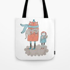 Our Cats Tote Bag