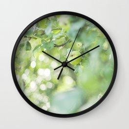 The apple tree Wall Clock