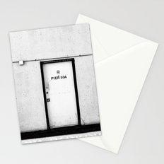 Pier 50A Stationery Cards