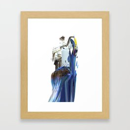 Respite Framed Art Print