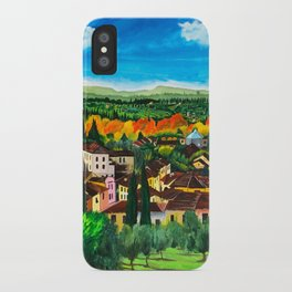 View from Boboli iPhone Case