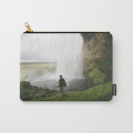 In the shadow of the falls Carry-All Pouch