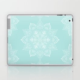 Winter Spirit Mint Laptop & iPad Skin