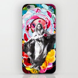 Maria (mãe de Jesus) Mary (mother of Jesus) #2 iPhone Skin