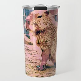 SmartMix Animal - capybara Travel Mug