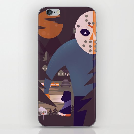 Final Chapter iPhone & iPod Skin