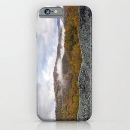 Autumnal Mist iPhone Case
