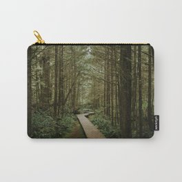 Temperate Rainforest Trail Carry-All Pouch