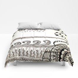 Washed Away Comforters