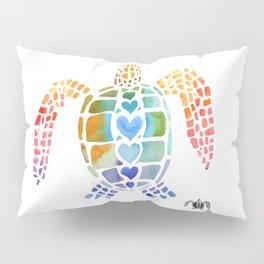 Hug a Sea Turtle Pillow Sham
