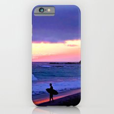 Sunset Skimboarder iPhone 6s Slim Case