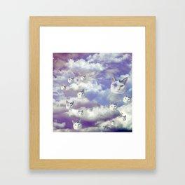 Sky Shemp Framed Art Print