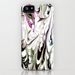 Abstract Painting Too Bizarre iPhone Case