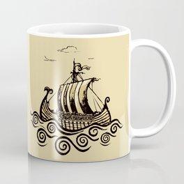 Viking ship 2 Coffee Mug