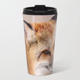 Fox in the wild Travel Mug