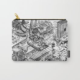 ARUP Fantasy Architecture Carry-All Pouch
