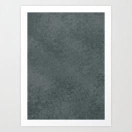 PPG Night Watch, Liquid Hues, Abstract Fluid Art Design Art Print
