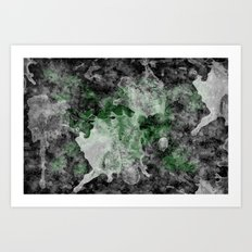 Sinus Against The World Art Print