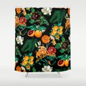 Fruit and Floral Pattern by burcukorkmazyurek