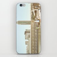 architecture iPhone & iPod Skins featuring Architecture by Sébastien BOUVIER