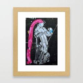 Meditation. 2013. Framed Art Print