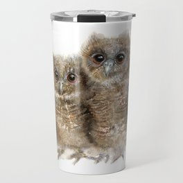 Baby Owls Travel Mug