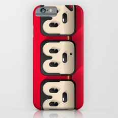 faces of mickey mouse iPhone 6s Slim Case