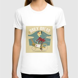His Daily Bread T-shirt