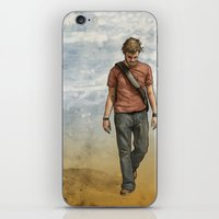 charlie iPhone & iPod Skins featuring Charlie by Jackie Sullivan