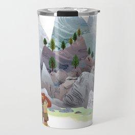 Bear troop Travel Mug