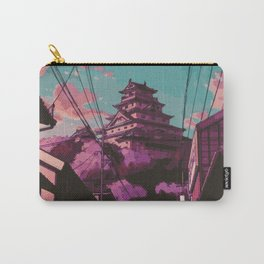 Hasetsu Castle Carry-All Pouch